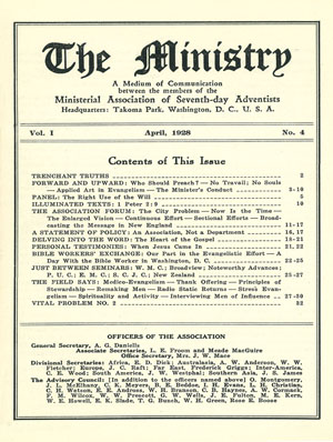 April 1928 cover image