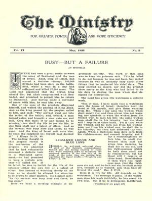 May 1933 cover image