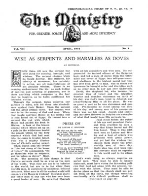 April 1934 cover image