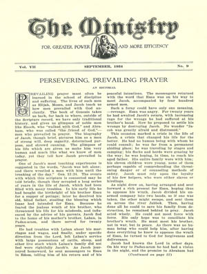 September 1934 cover image