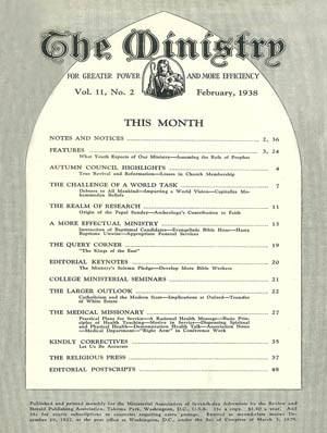 February 1938 cover image