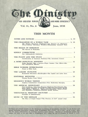 June 1938 cover image