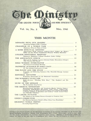 May 1941 cover image