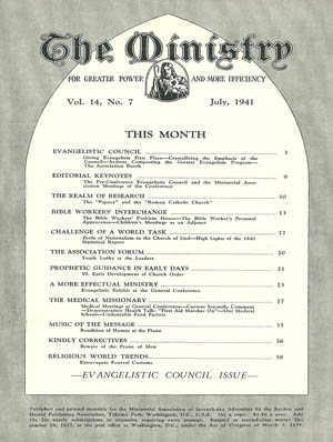 July 1941 cover image