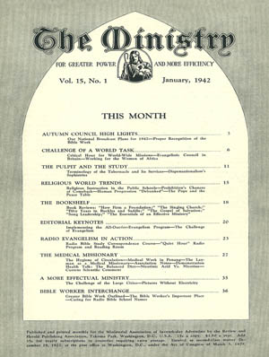 January 1942 cover image