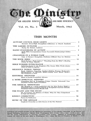March 1942 cover image