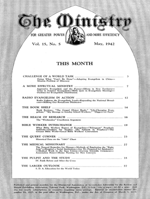 May 1942 cover image