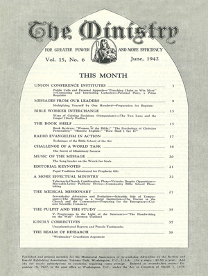 June 1942 cover image