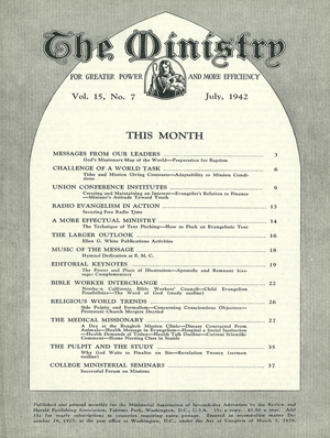 July 1942 cover image