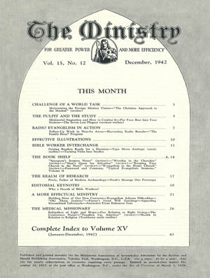 December 1942 cover image