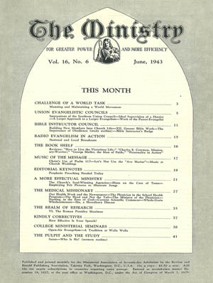 June 1943 cover image