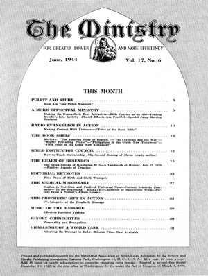 June 1944 cover image