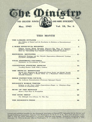 May 1945 cover image