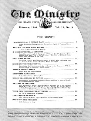February 1946 cover image