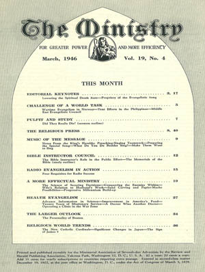 March 1946 cover image