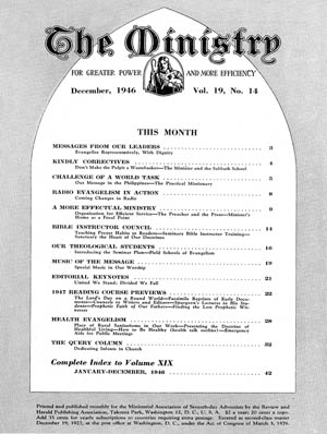 December 1946 cover image