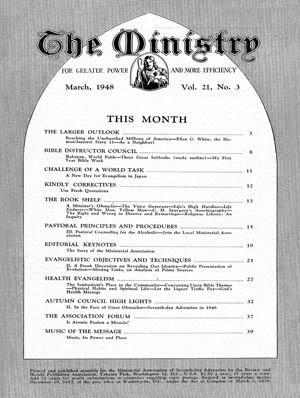 March 1948 cover image