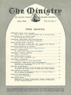 July 1948 cover image