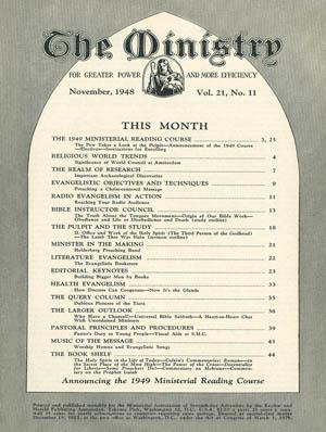 November 1948 cover image