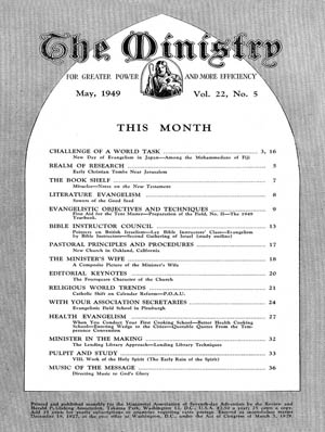 May 1949 cover image