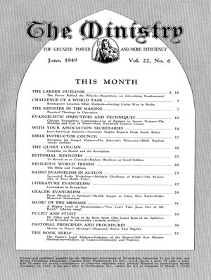 June 1949 cover image