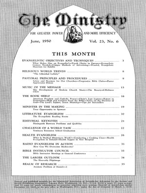 June 1950 cover image