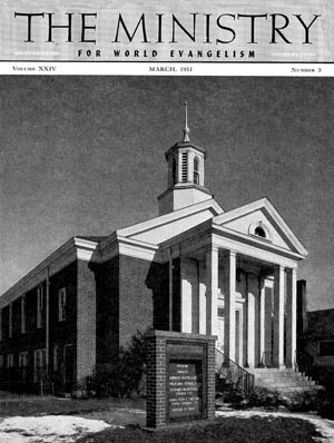 March 1951 cover image