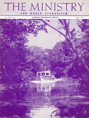 April 1951 cover image