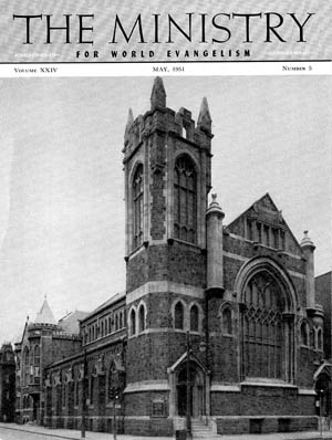 May 1951 cover image