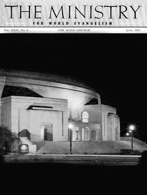 June 1951 cover image