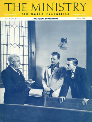 July 1951 cover image