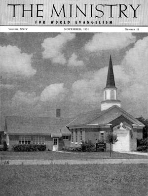November 1951 cover image