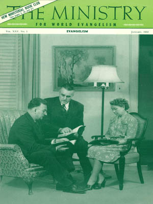 January 1952 cover image