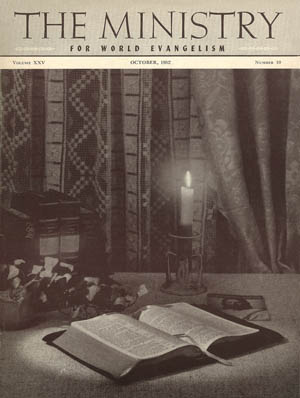 October 1952 cover image