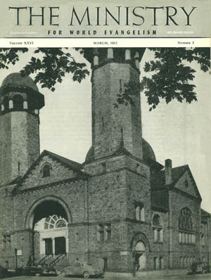 March 1953 cover image