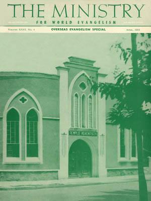 April 1953 cover image