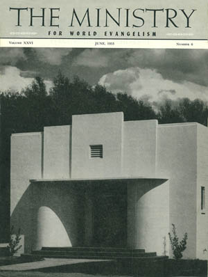June 1953 cover image