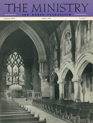 July 1953 cover image
