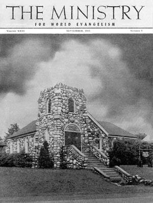 September 1953 cover image