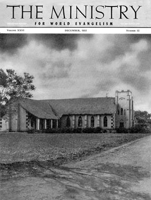 December 1953 cover image