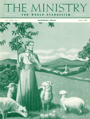 April 1956 cover image