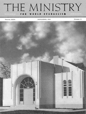 November 1956 cover image
