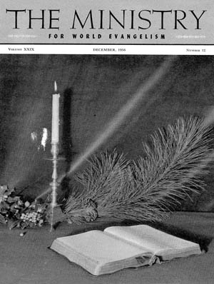 December 1956 cover image