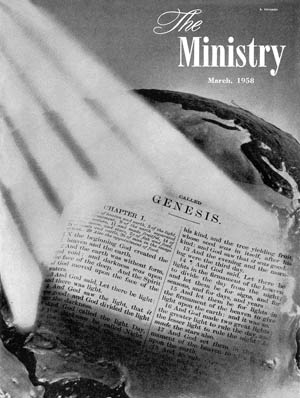 March 1958 cover image
