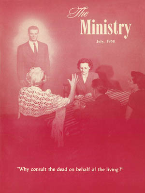 July 1958 cover image