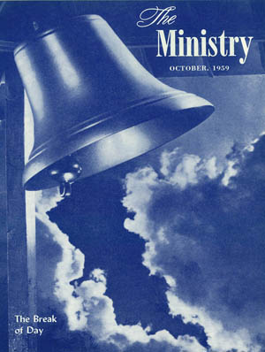 October 1959 cover image