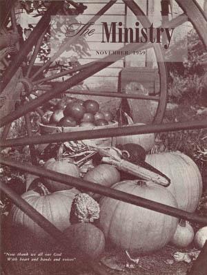 November 1959 cover image