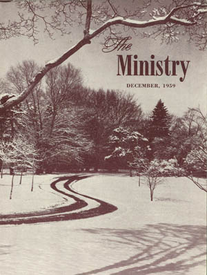 December 1959 cover image