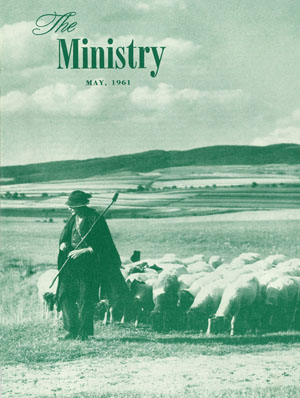 May 1961 cover image
