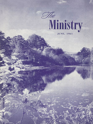 June 1961 cover image